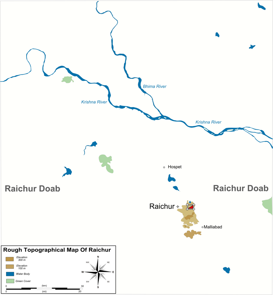 Battle of Raichur (2/6)