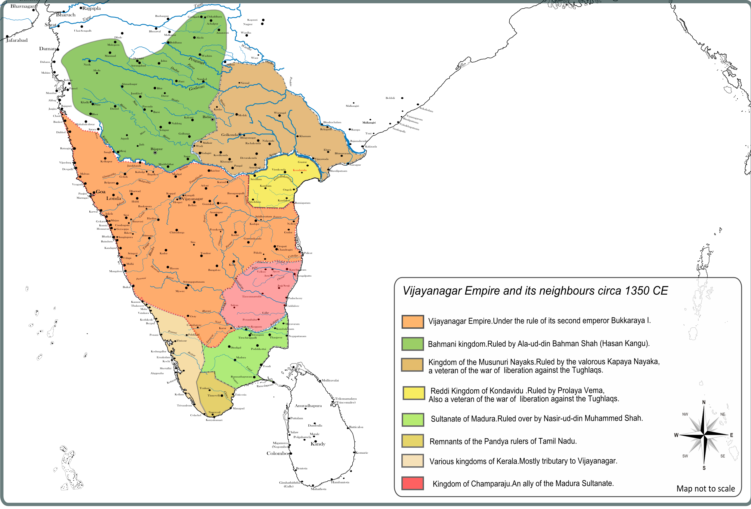 Historical Map of India Project | Jambudveep\'s Blog